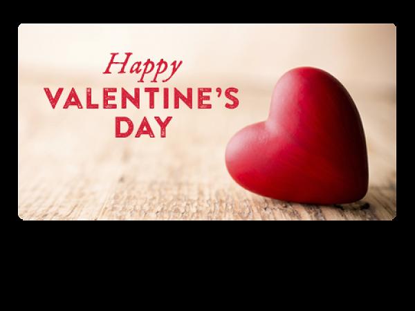 Bon Upominkowy Walentynki!